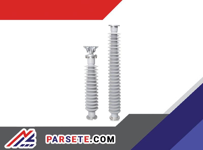برقگیرهای فشار قوی تزریق مستقیم پلیمری سری PAP