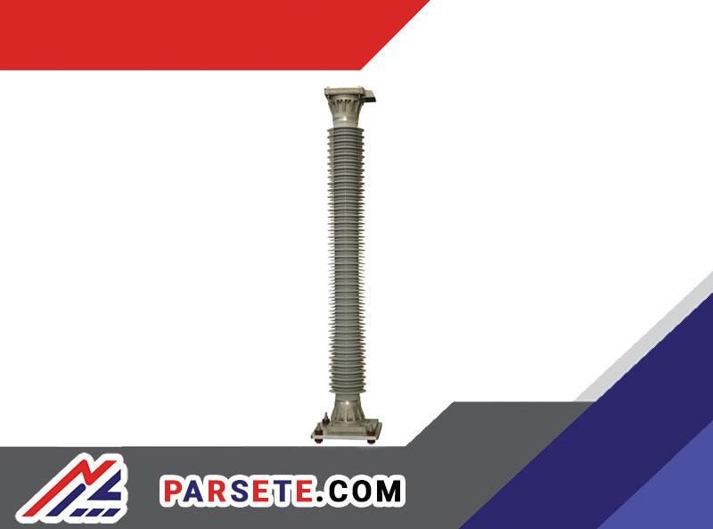 برقگیرهای فشار قوی لوله یی پلیمری سری PAQ
